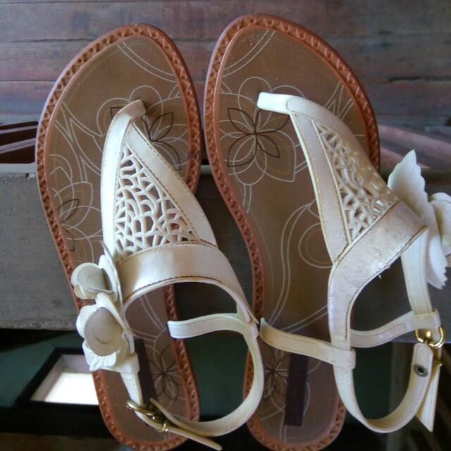 Repricing!!!! Grendha Sandals
