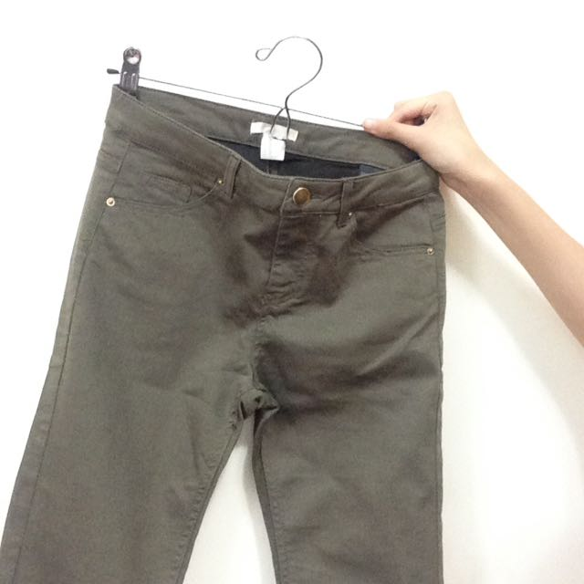 H&m長褲