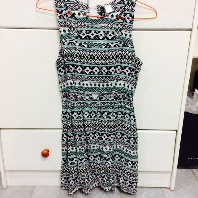 H&M : Tosca Tribal Dress
