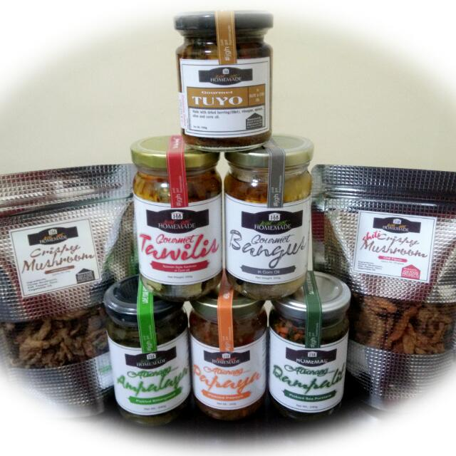 Homemade Gourmet Food Products