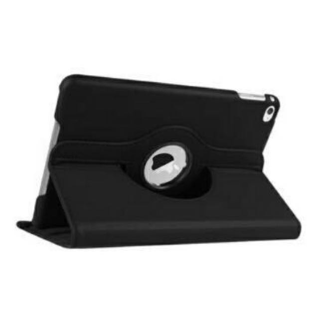 Ipad 2 Black Leather Case