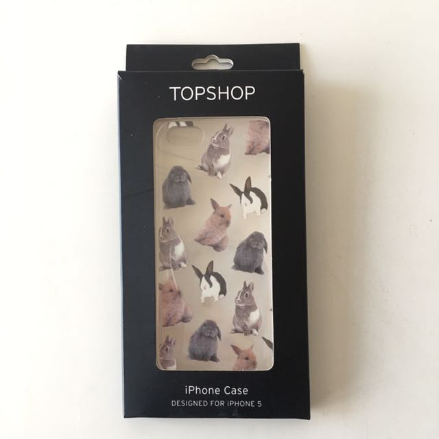 Iphone 5 case TOPSHOP
