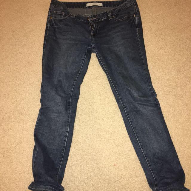 Jayjays Skinny Blue Jeans