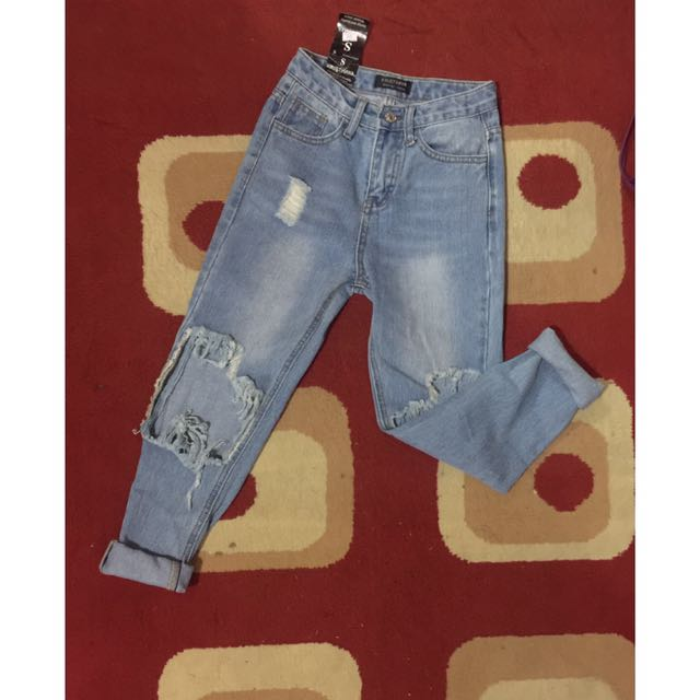Jeans Made In Bangkok