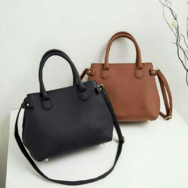 JH Ivory Bag