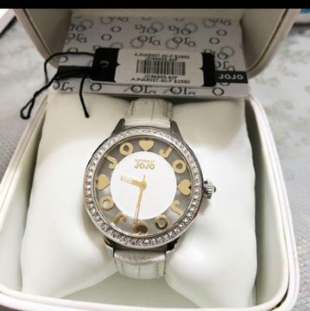 JOJO鏤空設計錶