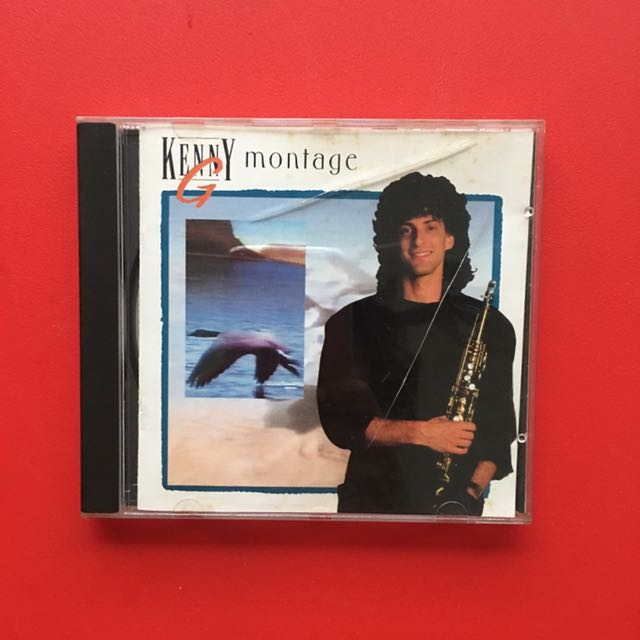 Kenny G Original Music CD - Montage