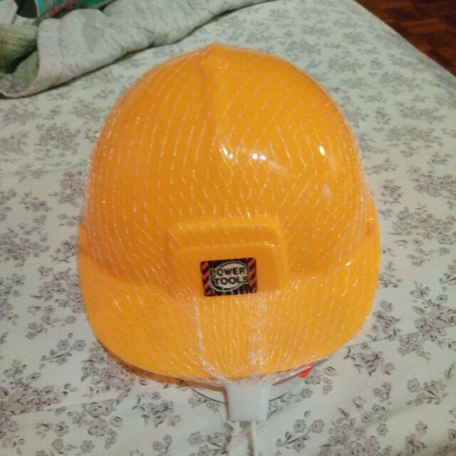 Kids Construction Hat