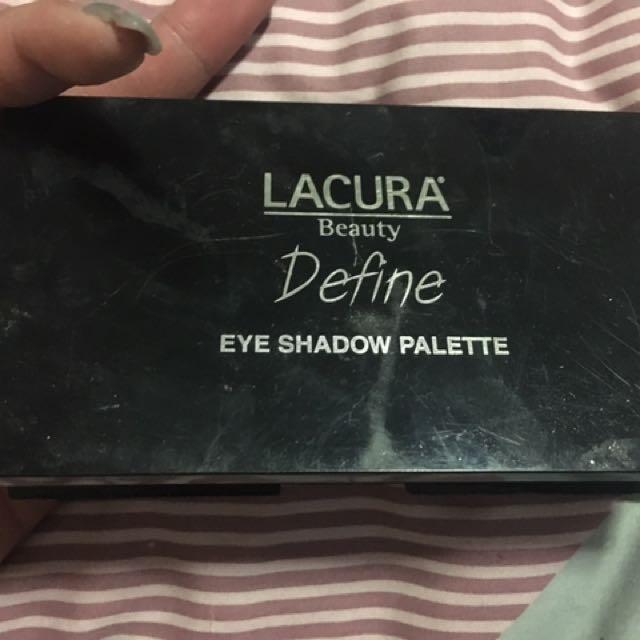 Lacura Eyeshadow Palette