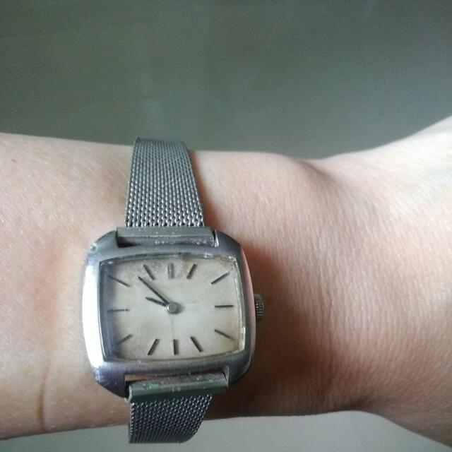 Lady Watch Vintage (price Reduced)