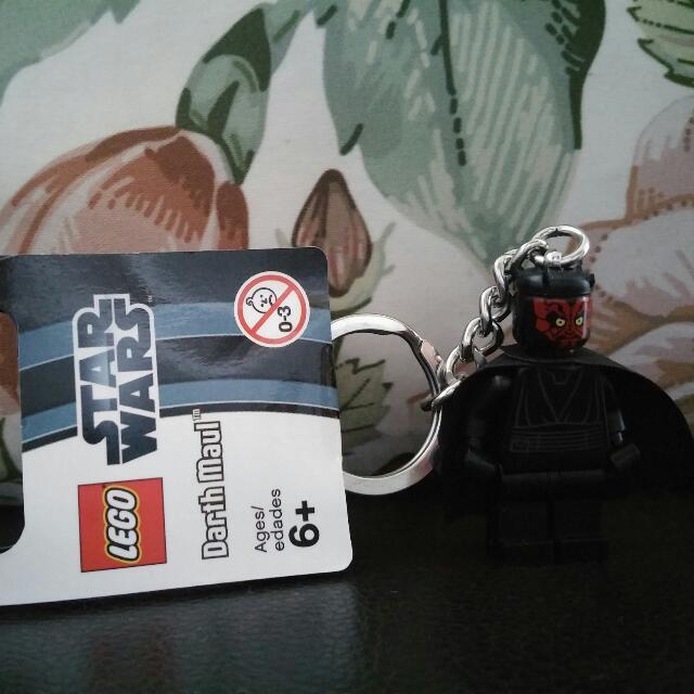 Lego Keychain Darth Maul