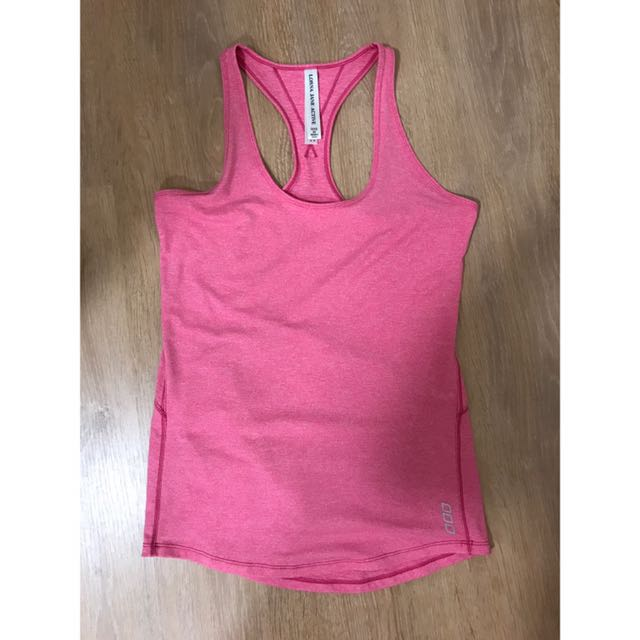 Lorna Jane Pink Singlet Top
