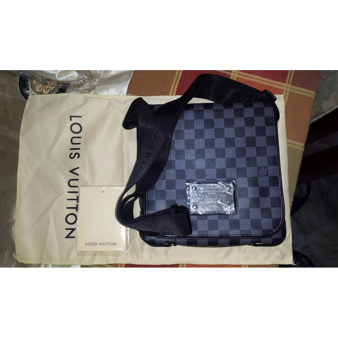 988472b2a4be louis vuitton monogram sling bag for men