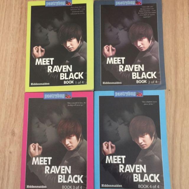 Meet Raven Black