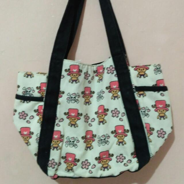 Mini Tote Bag (One Piece)
