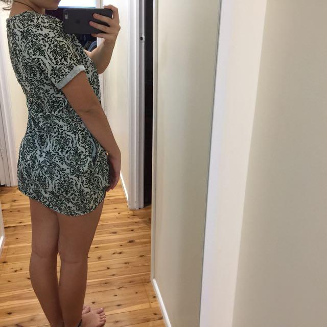 MUUI PATTERED DRESS