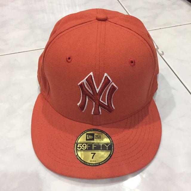 Original New Era Cap (Topi original)
