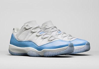 1b630e8d668 Nike Air Jordan Retro 11 Low UNC Size US 8.5 University Blue White ...