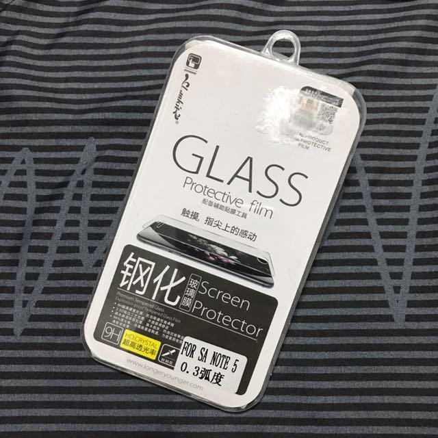 三星NOTE5 手機螢幕鋼膜玻璃貼