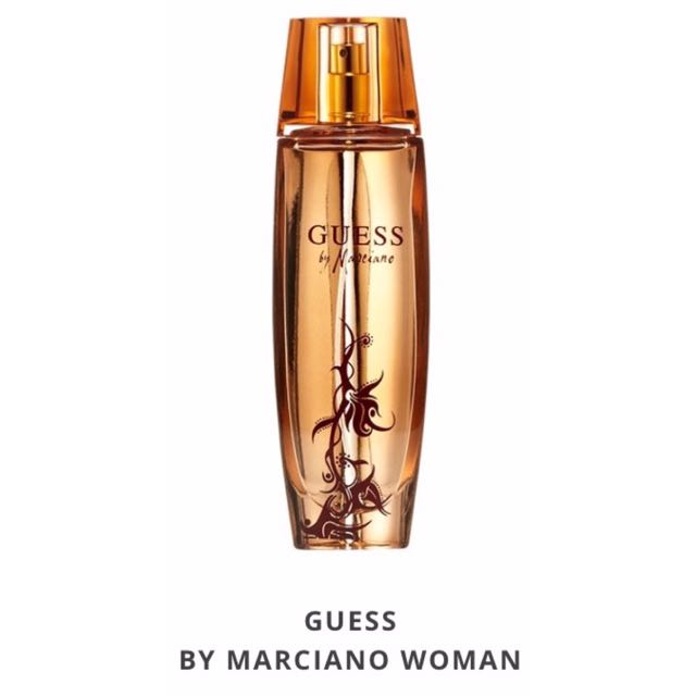 PARFUM GUESS BY MARCIANO BEST SELLER!