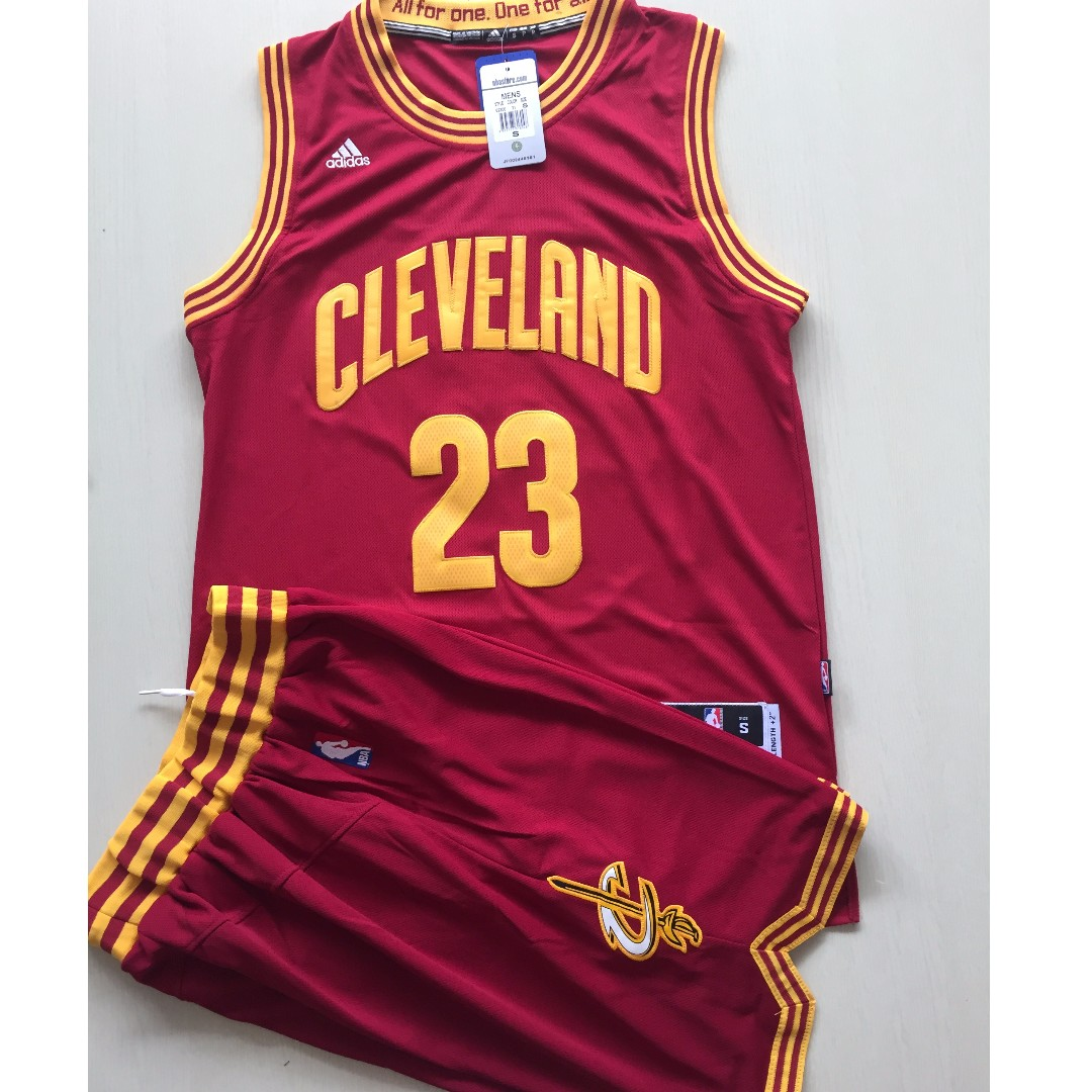 50466a5eb08 PO] NBA Kids Cleveland Cavaliers Lebron James Swingman Jersey ...