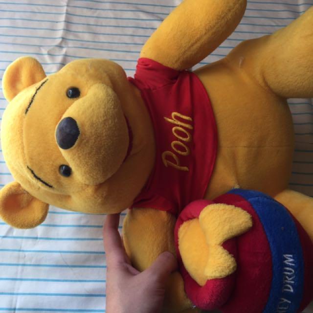 Pooh Doll