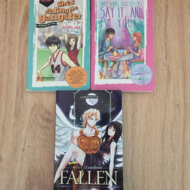 Pop Fictions Books