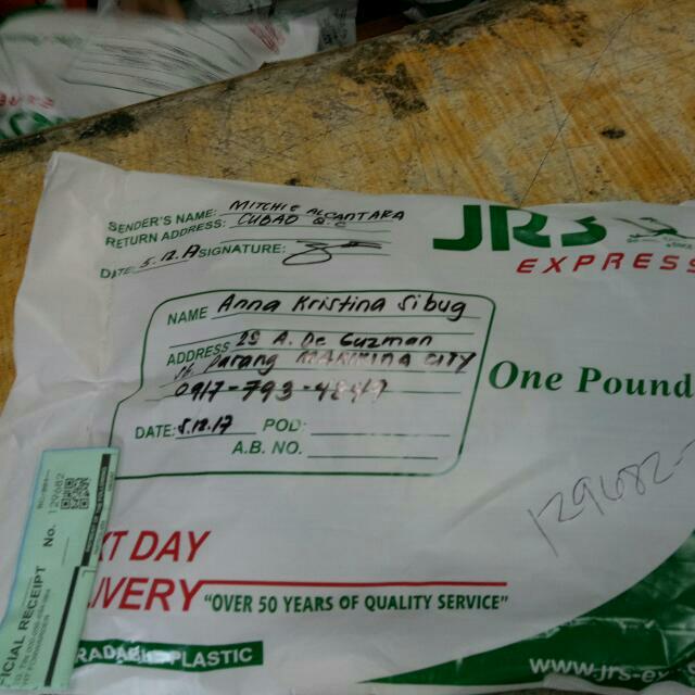 Proof of shipment 👍😊