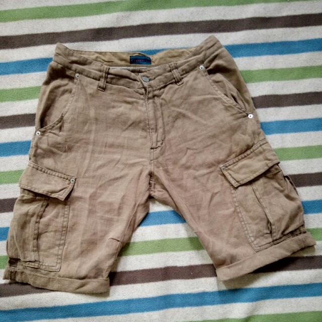 RAGEBLUE短褲(我只是懶得燙)😂