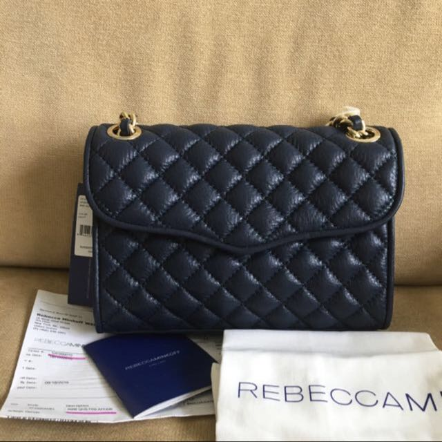 previously affair minkoff rebecca quilted mini gallery in lyst bag women s shopbop sold mint product at quilt green bags