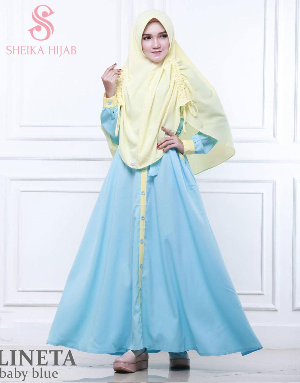 Rg3353 Gamis Syari Terbaru 2017 Murah Wanita Baju Murah Hijab Baju