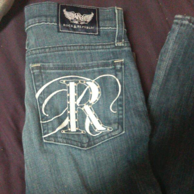 PRICE DROP **Rock And Republic Brand New