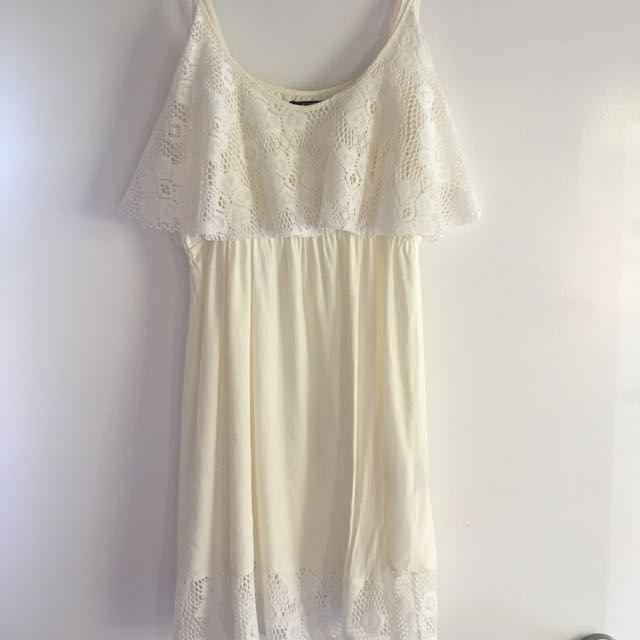 Rusty Boho Dress Size 8