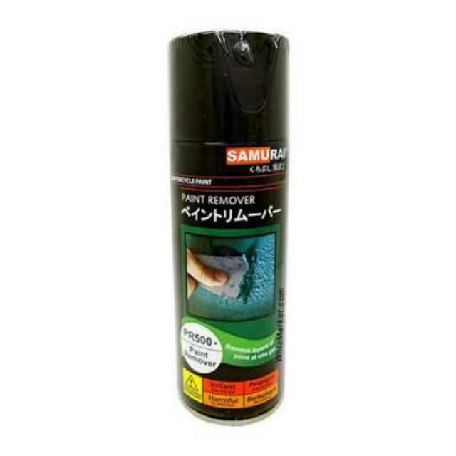 Samurai New paint remover
