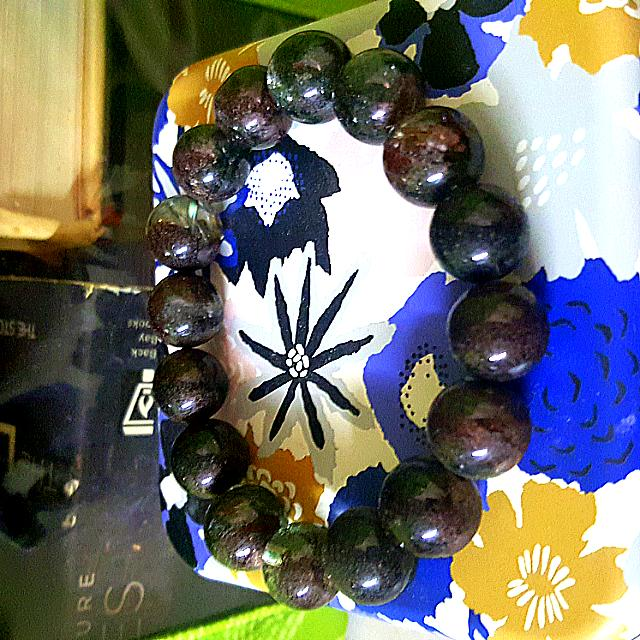 Seraphinite Stone Bracelets