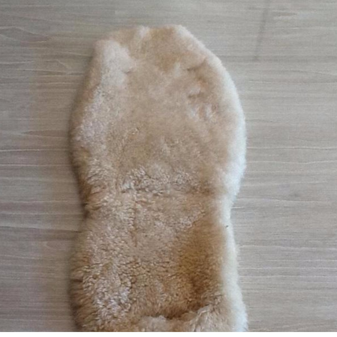 Sheep Skin Pram liner