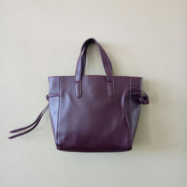 Something borrowed bag