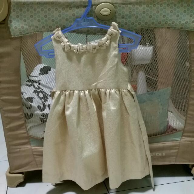 Sparkly Dress Size 3