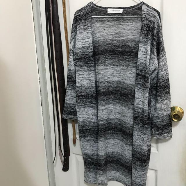 Starmimi 購入 長版針織外套