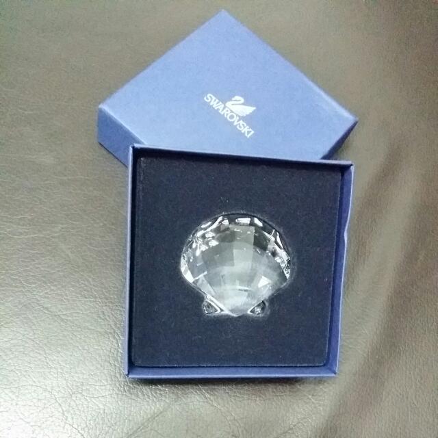 施華洛世奇水晶SWAROVSKI 絕版貝殼