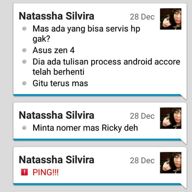 Testimoni Install / Reflash Asus Zenfone 4