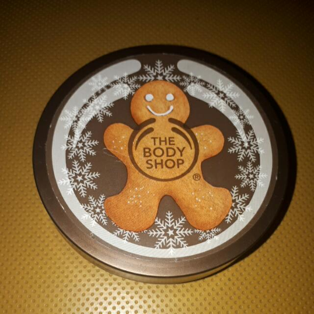 The Body Shop Body Butter Gigembre Etincelant Corporel