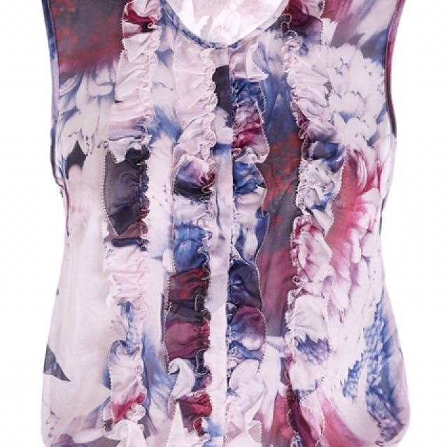The Love Charade Blouse Alannah Hill RRP $189