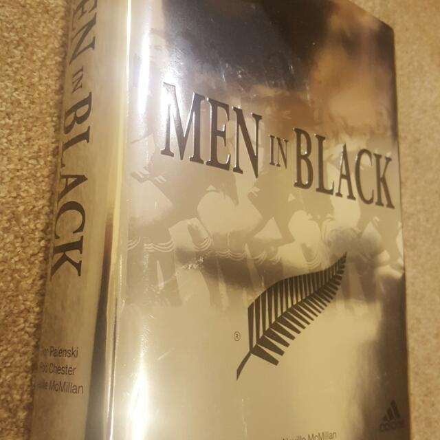Huge ALL BLACKS Book