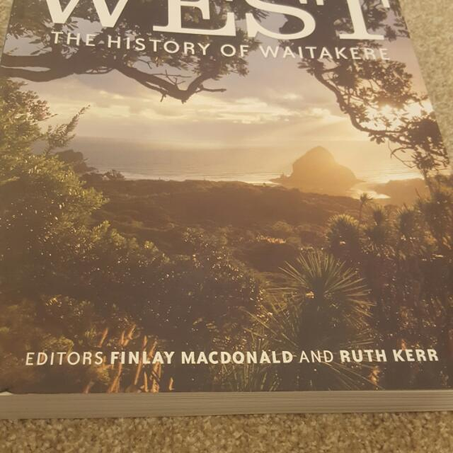 WEST - The History Of Waitakere