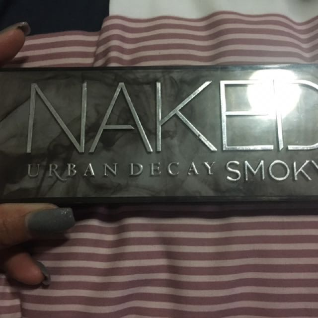 Unauthentic Naked Smoky Palette
