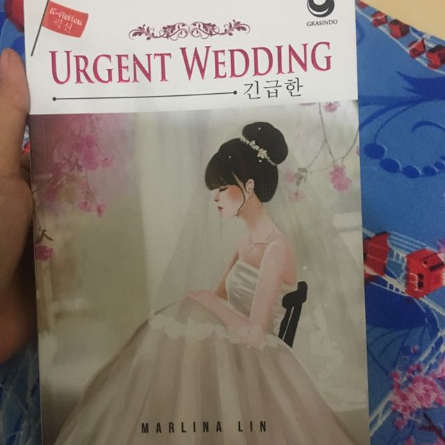 Novel Urgent Wedding (K-fiction)
