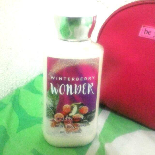 Winterberry Bodylotion