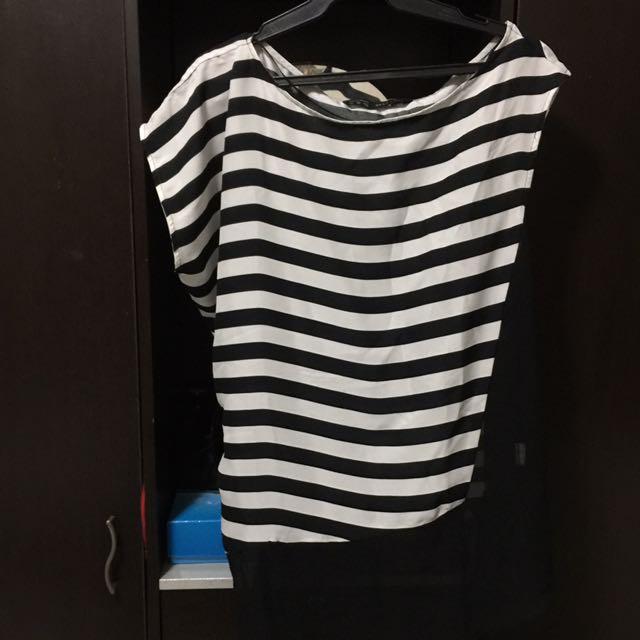 Zara preloved blouse