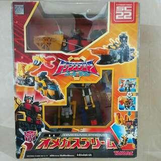 Transformers Omega Supreme 賢神 SC22